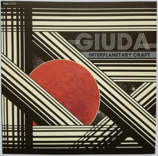"Giuda (2) - Interplanetary Craft (7"", Single, Sil) - NEW"
