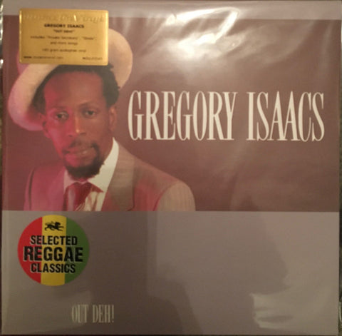 Gregory Isaacs - Out Deh! (LP, Album, RE, 180) - NEW
