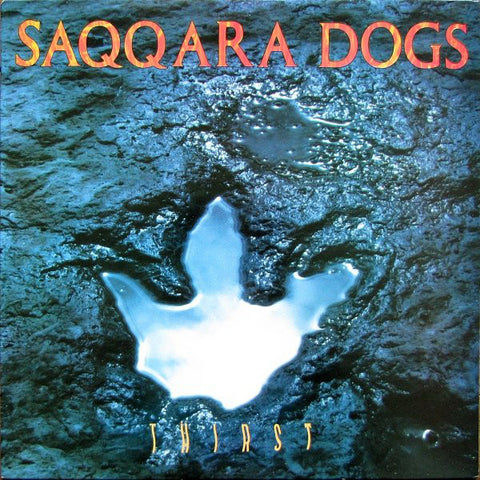 Saqqara Dogs - Thirst (LP, Album) - USED
