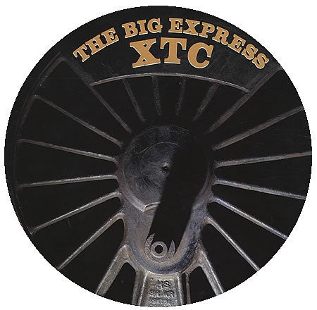XTC - The Big Express (LP, Album) - USED