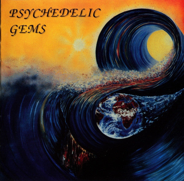 Various - Psychedelic Gems (CD, Comp) - USED