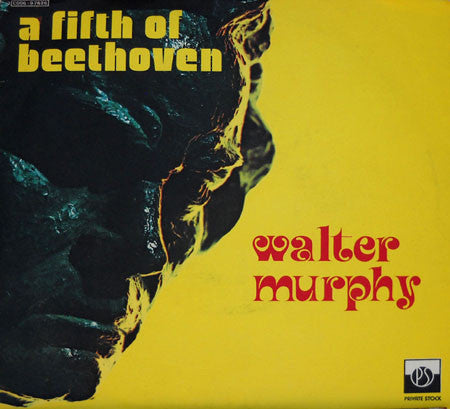 "Walter Murphy & The Big Apple Band - A Fifth Of Beethoven (7"") - USED"