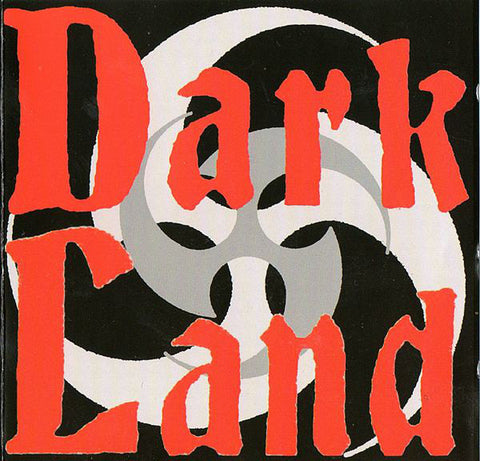 Dark Land - Rise And Fall (CD, Album) - USED