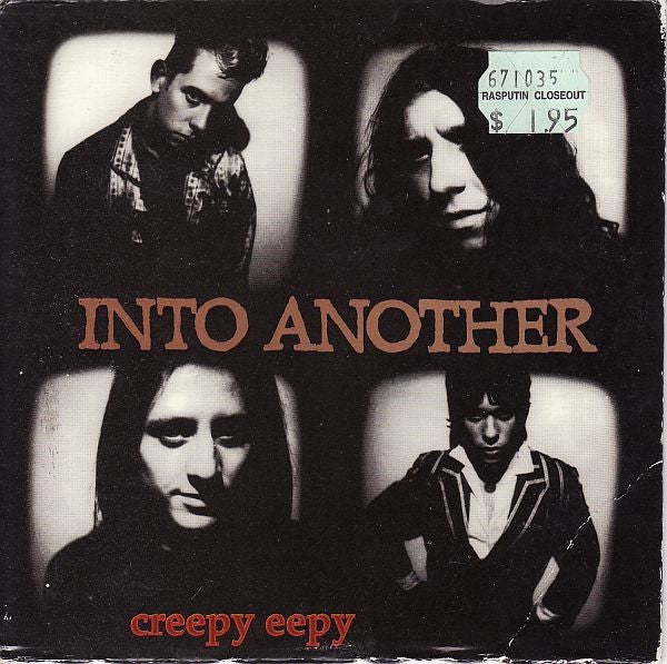 Into Another - Creepy Eepy (CD, EP, Car) - USED