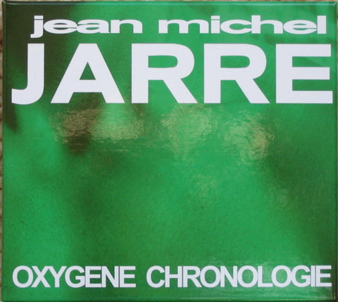 Jean Michel Jarre* - Oxygène / Chronologie (CD, Album, RE, RM + CD, Album, RE, RM + Box, Comp) - USED