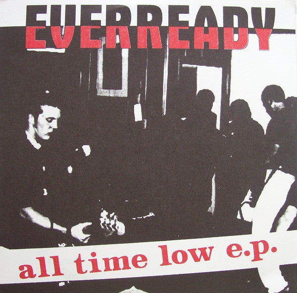 "Everready - All Time Low E.P. (7"", EP) - USED"