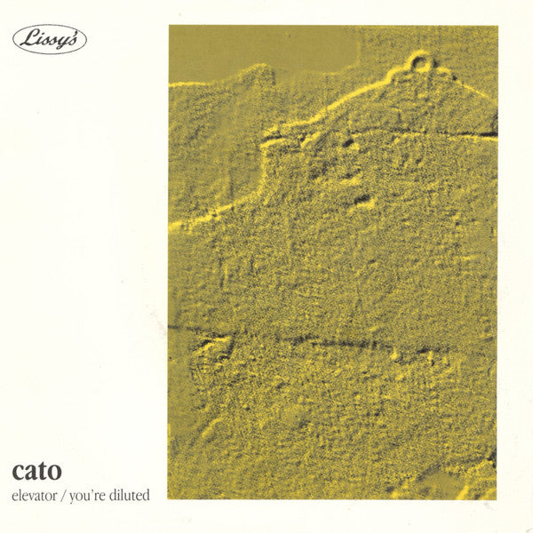 "Cato (7) - Elevator / You're Diluted (7"", Single) - USED"