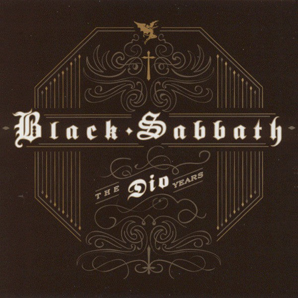 Black Sabbath - The Dio Years (CD, Comp, RM) - USED