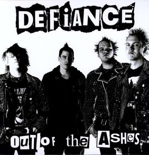 Defiance (2) - Out Of The Ashes (LP, Album, Gat) - NEW