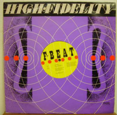 "Elvis Costello & The Attractions - High Fidelity (12"", EP) - USED"