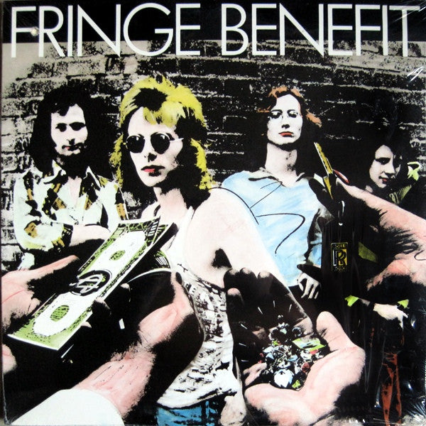 Fringe Benefit - Fringe Benefit (LP, Album) - USED