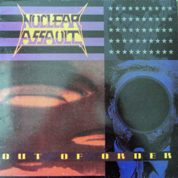 Nuclear Assault - Out Of Order (LP, Album) - USED