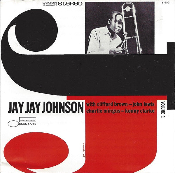 Jay Jay Johnson* - The Eminent Jay Jay Johnson, Volume 1 (CD, Comp, RE) - USED
