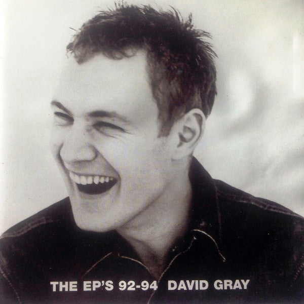 David Gray - The EP's 92-94 (CD, Album, Comp, Enh) - USED