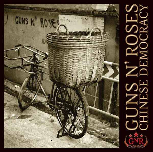 Guns N' Roses - Chinese Democracy (CD, Album) - USED
