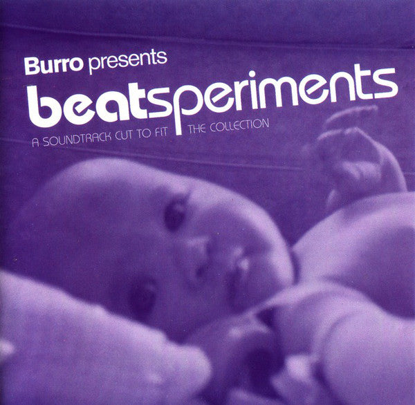 Various - Burro Presents Beatsperiments (CD, Comp) - USED