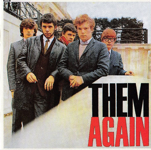 Them (3) - Them Again featuring Van Morrison (CD, Album, RE, RM) - USED