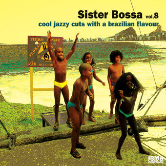 Various - Sister Bossa Vol. 8: Cool Jazzy Cuts With A Brazilian Flavour (CD, Comp) - USED