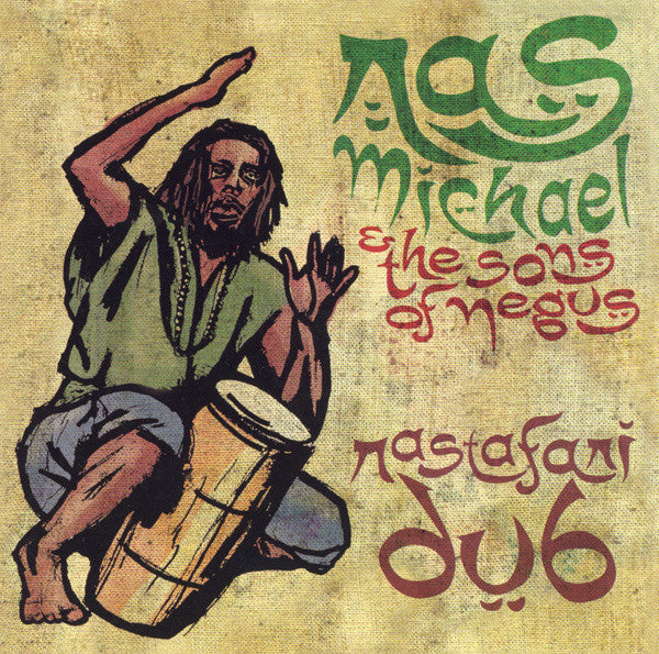 Ras Michael & The Sons Of Negus - Rastafari Dub (CD, Album, RE) - USED