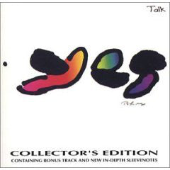 Yes - Talk (CD, Album, Sli) - USED
