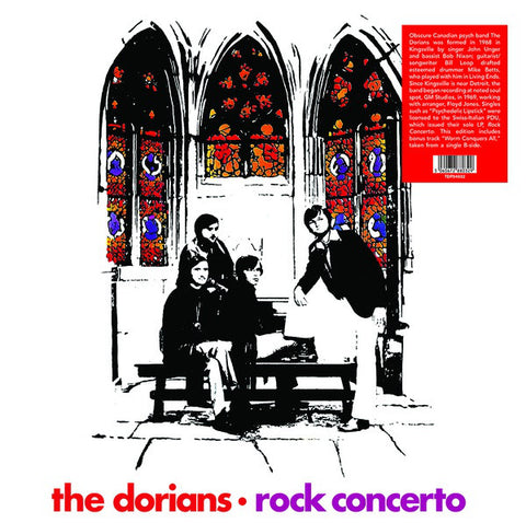 The Dorians - Rock Concerto (LP, Album, RE) - NEW