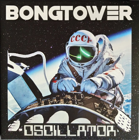 Bongtower - Oscillator (2xLP, Album, Etch, Ltd, bla) - NEW