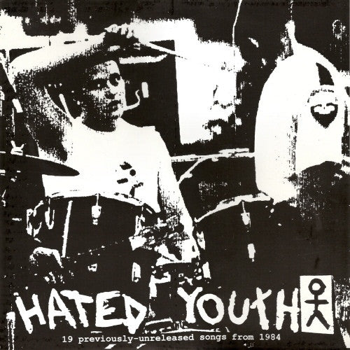 Hated Youth / Roach Motel (2) - Hated Youth / Roach Motel (LP) - USED
