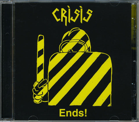 Crisis (2) - Ends! (CD, RM) - USED