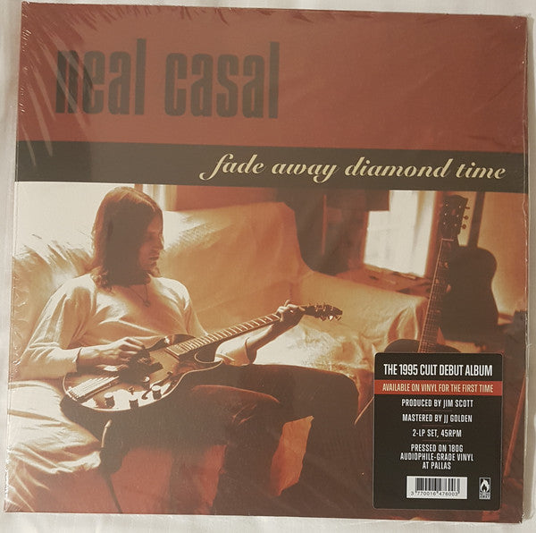 Neal Casal - Fade Away Diamond Time (2xLP, Dlx, RE) - NEW