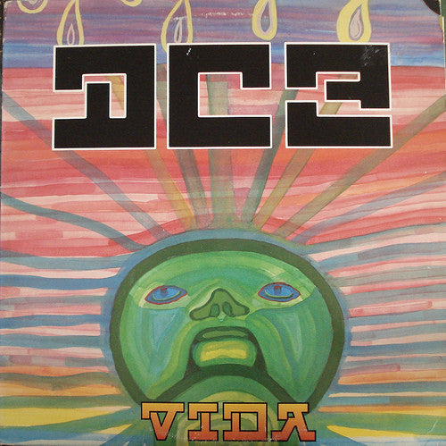 DC3* - Vida (LP, Album) - USED