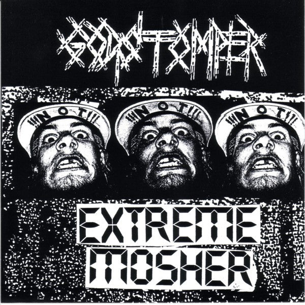 Godstomper / Irritate - Extreme Mosher / Need To Destroy (CD) - USED