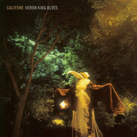 Califone - Heron King Blues (LP, Album) - NEW