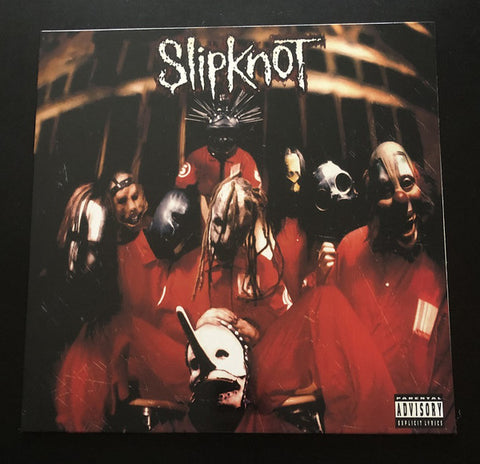 Slipknot - Slipknot (LP, Album, Unofficial, Red) - NEW