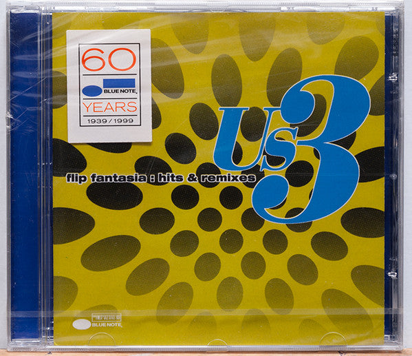 Us3 - Flip Fantasia: Hits & Remixes (CD, Comp) - USED