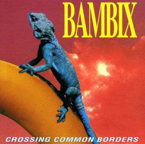 Bambix (2) - Crossing Common Borders (CD, Album) - USED