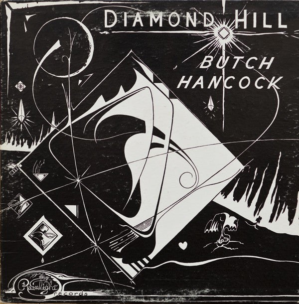 Butch Hancock - Diamond Hill (LP, Album) - USED