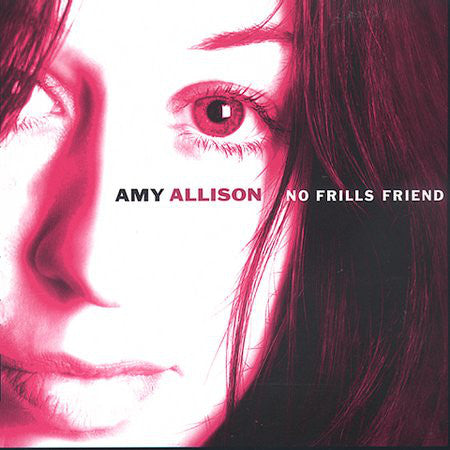 Amy Allison - No Frills Friend (CD, Album) - USED