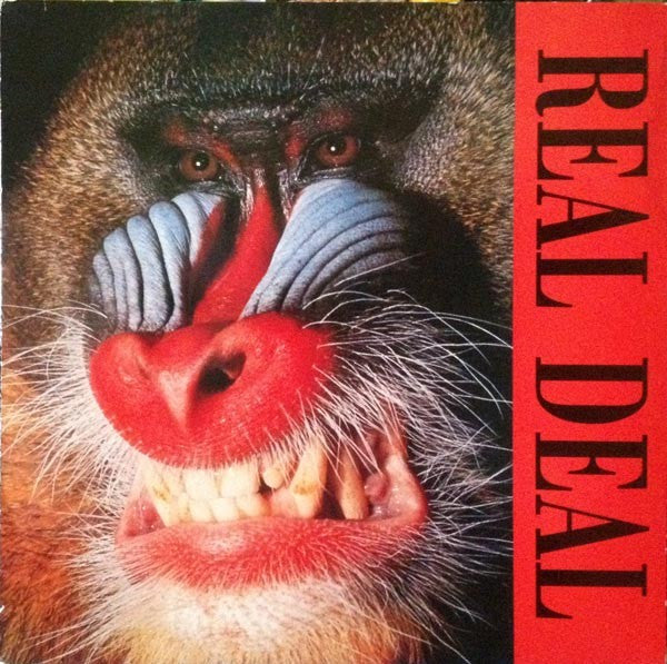 Real Deal (2) - Real Deal (LP, Album) - USED