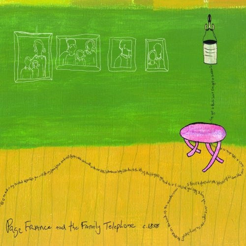 Page France - ...And The Family Telephone (LP) - NEW