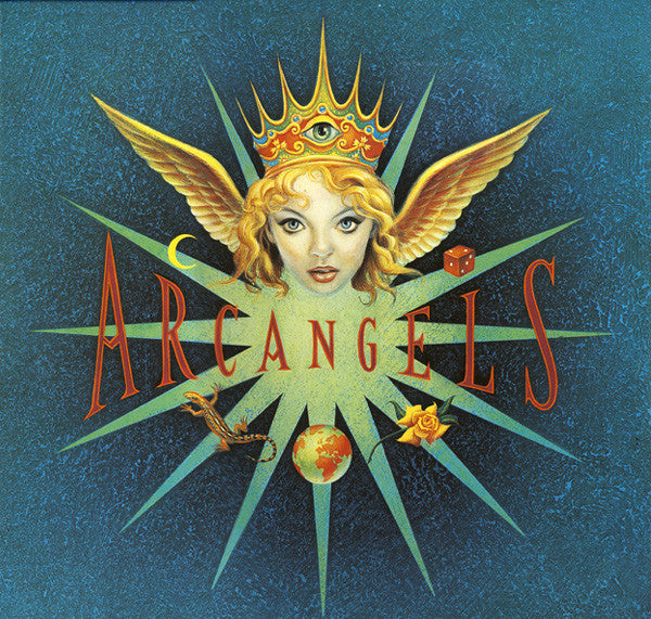 Arc Angels - Arc Angels (CD, Album) - USED