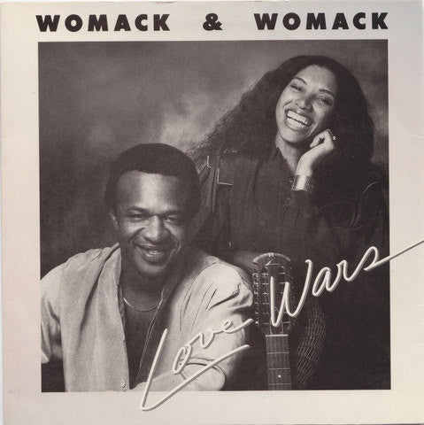 "Womack & Womack - Love Wars (7"") - USED"
