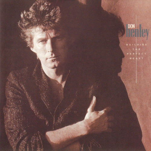 Don Henley - Building The Perfect Beast (LP, Album) - USED