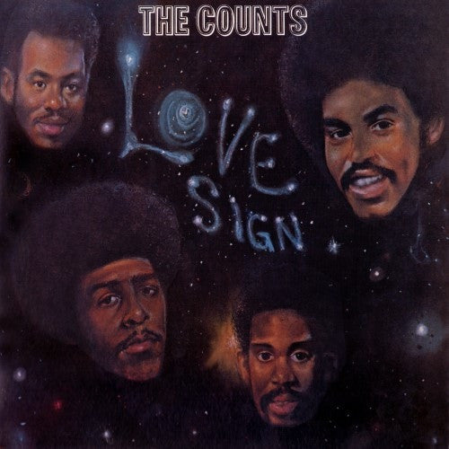 The Counts - Love Sign (LP, Album, RE) - USED