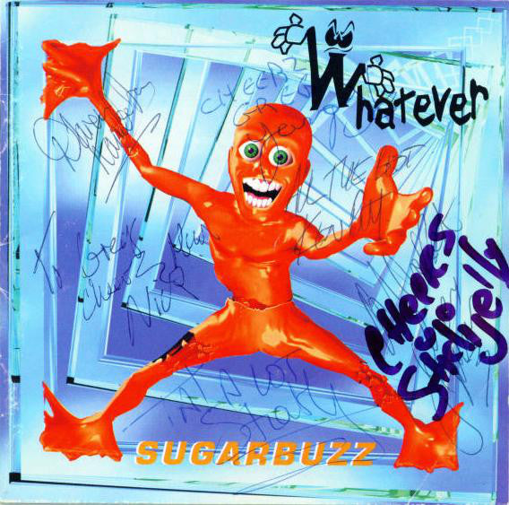 Whatever (2) - Sugarbuzz (CD, Album) - USED