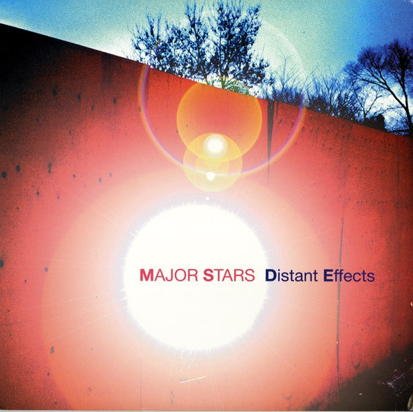 Major Stars - Distant Effects (LP, Album) - NEW