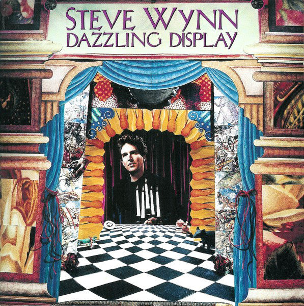 Steve Wynn - Dazzling Display (CD, Album) - USED
