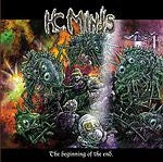 H.C. Minds - The Beginning Of The End (LP, Album, Ltd) - NEW