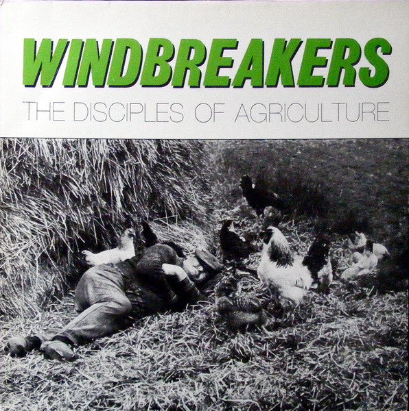 Windbreakers - The Disciples Of Agriculture (LP, Album, Comp) - USED