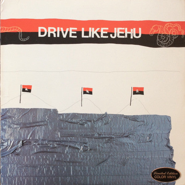 Drive Like Jehu - Drive Like Jehu (LP, Album, Ltd, Cle) - USED