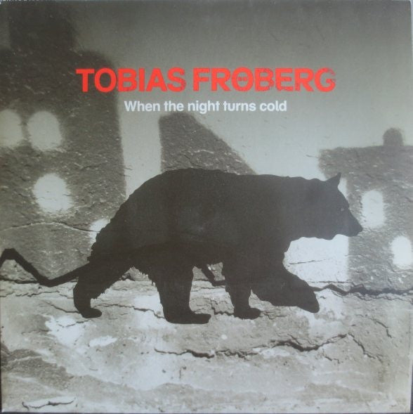 "Tobias Fröberg - When The Night Turns Cold (7"") - NEW"